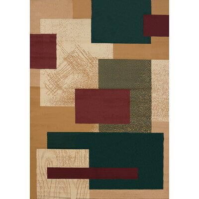 Queenstown Berber Area Rug Rug Size: 53 x 76