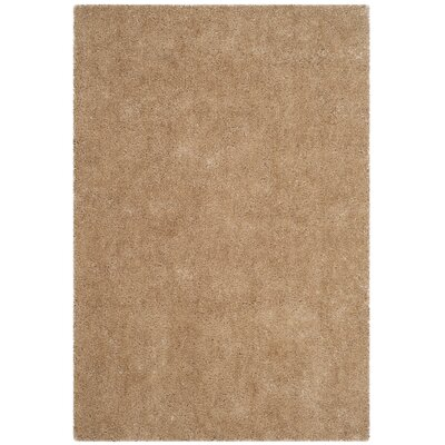 Winnett Hand-Tufted Beige Area Rug Rug Size: Rectangle 4 x 6