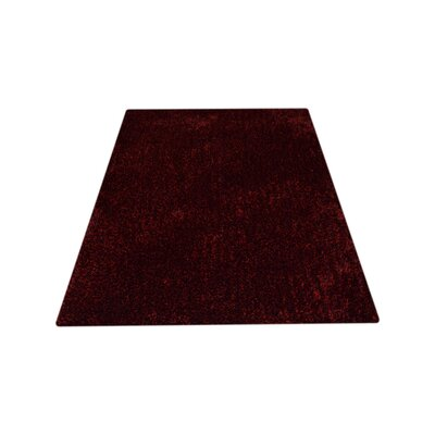 Ry Hand-Tufted Red Indoor/Outdoor Area Rug Rug Size: 8 x 10