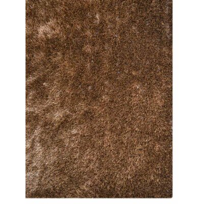 Ry Hand-Tufted Brown Indoor/Outdoor Area Rug Rug Size: 8 x 10