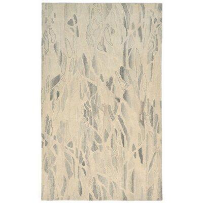 Buckleys Hand-Tufted Gray Area Rug Rug Size: Runner 23 x 8