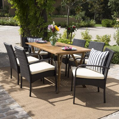 Traxler 7 Piece Dining Set