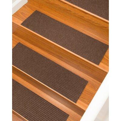 Schiffer Chocolate Stair Tread