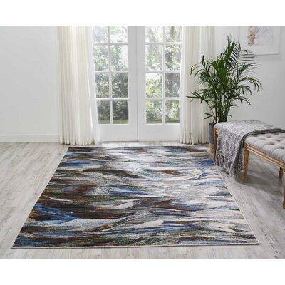 Ostby Aegean Area Rug Rug Size: Rectangle 56 x 8