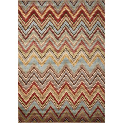 Benning Area Rug Rug Size: Rectangle 53 x 75