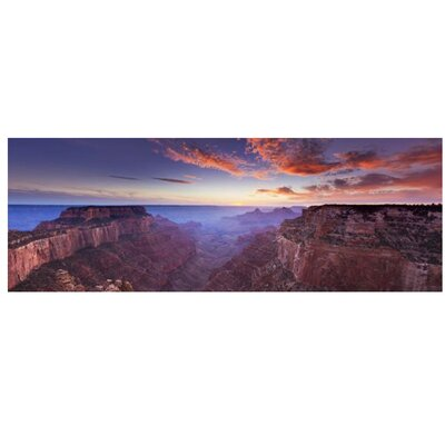 'Grand Canyon' Photographic Print on Wrapped Canvas