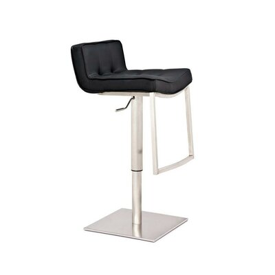 Swampscott Adjustable Height Bar Stool