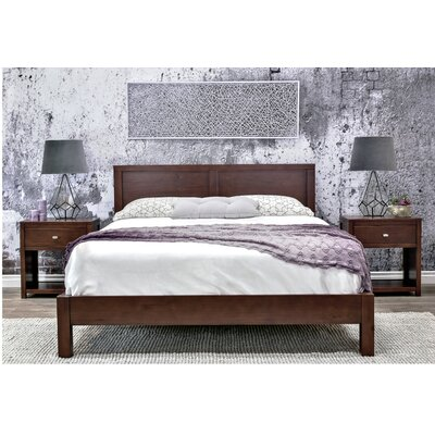 Erskine Platform Bed Size: Full