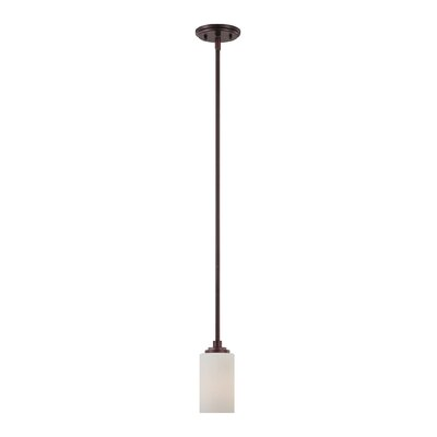 Cana 1-Light Mini Pendant Finish: Sienna Bronze
