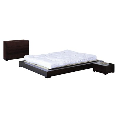 Zen Platform Configurable Bedroom Set
