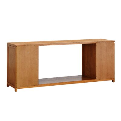Jowers Widescreen 60 TV Stand with Fireplace