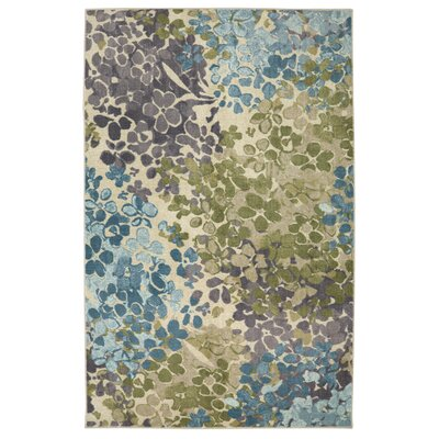 Myia Radiance  Area Rug Rug Size: Rectangle 76 x 11