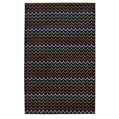 Rhoda Dyllan Red Area Rug Rug Size: Rectangle 76 x 10