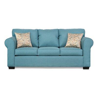 Belinda Sofa Upholstery: Jitterbug Carribean / Mayhem Mineral