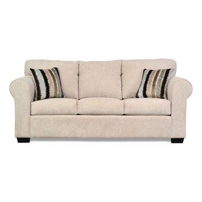 Belinda Sofa Upholstery: Wrigley Sand / Warwick Charcoal