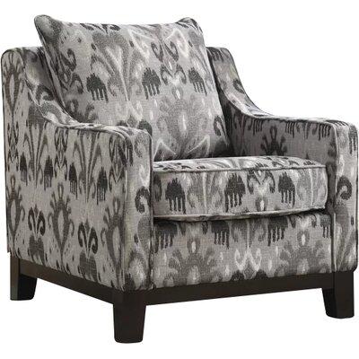 Creason Armchair Upholstery: Onyx