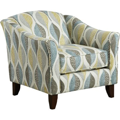 Fressia Leaves Armchair