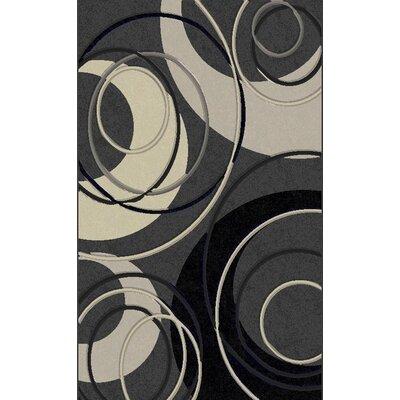 Quinten Contemporary Gray Area Rug