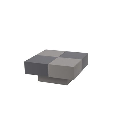 Pickrell Two-Tone Lacquer Coffee Table