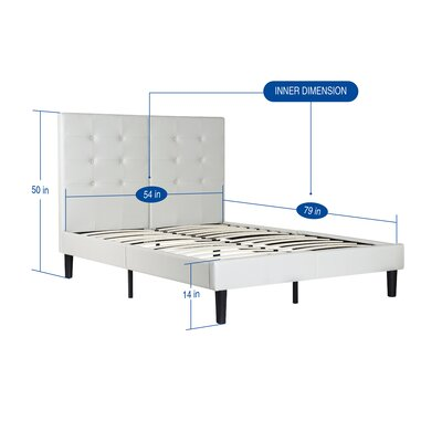 Mayer Bed Frame Size: Full