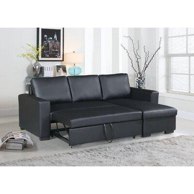 Venters Convertible Sleeper Sectional