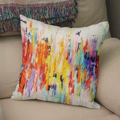Charlayne Indoor/Outdoor Throw Pillow Size: 18 H x 18 W x 8 D