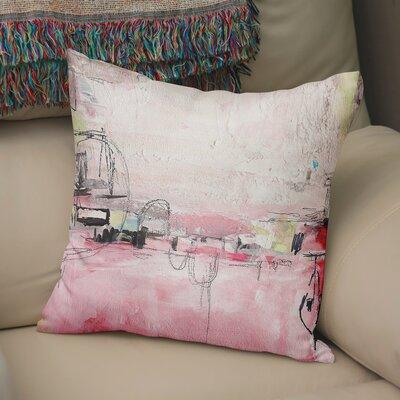 Chaunte Throw Pillow Size: 24 x 24