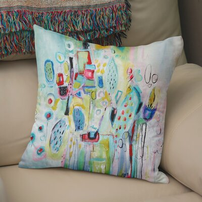 Chelsey Throw Pillow Size: 18 x 18