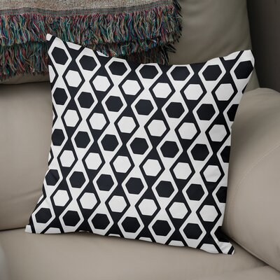 Jonie Throw Pillow Size: 18 H x 18 W x 6 D