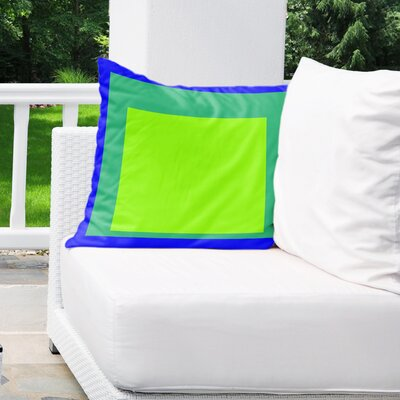Balog Outdoor Throw Pillow