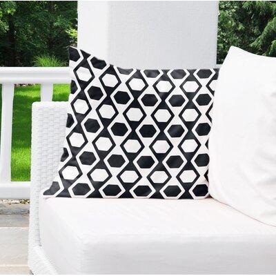 Jonie Throw Pillow Size: 26 H x 26 W x 6 D