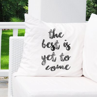 Chelsie Indoor/Outdoor Throw Pillow Size: 26 H x 26 W x 8 D