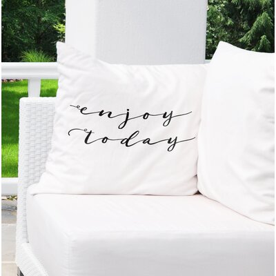 Charlena Indoor/Outdoor Throw Pillow Size: 26 H x 26 W x 8 D