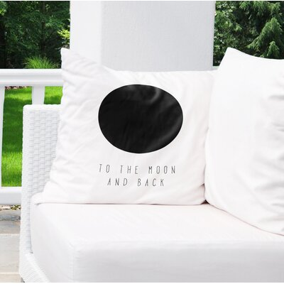 Charmayne Indoor/Outdoor Throw Pillow Size: 26 H x 26 W x 8 D