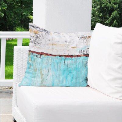Charis Indoor/Outdoor Throw Pillow Size: 26 H x 26 W x 8 D