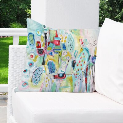 Chelsey Indoor/Outdoor Throw Pillow Size: 18 H x 18 W x 8 D