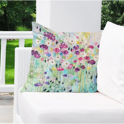 Cheree Indoor/Outdoor Throw Pillow Size: 26 H x 26 W x 8 D