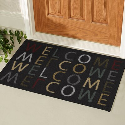 Chaput Rectangular Welcome Doormat