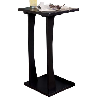 Fullerton End Table Color: Black