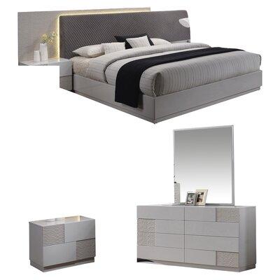 Lyset Platform Configurable Bedroom Set