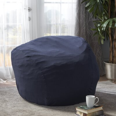 Bean Bag Chair Upholstery: Nautical