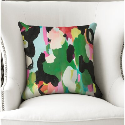 Kendall Throw Pillow Size: 16 H x 16 W x 6 D
