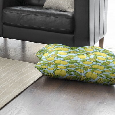 Cybil Indoor/Outdoor Floor Pillow Size: 26 H x 26 W x 8 D