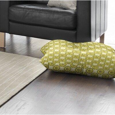 Cybil Indoor/Outdoor Floor Pillow Size: 26 H x 26 W x 8 D