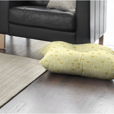 Leeanne Indoor/Outdoor Floor Pillow Size: 26 H x 26 W x 8 D
