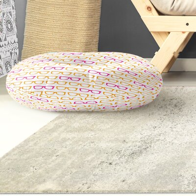 Zoel Indoor/Outdoor Floor Pillow Size: 26 H x 26 W x 8 D