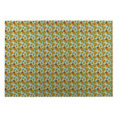 Classie Sunshine Indoor/Outdoor Doormat Mat Size: 4 x 5