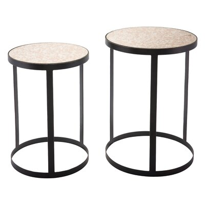 Sarratt 2 Piece Nesting Tables