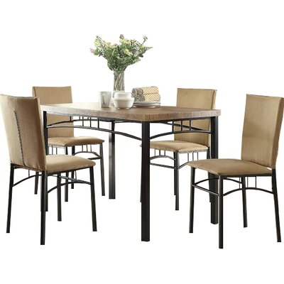 Ramesh 5 Piece Dining Set