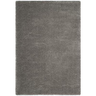 Schmitt Gray Area Rug Rug Size: Rectangle 51 x 76